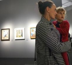 una-sera-a-milano-Palazzo-Reale-mostra-Chagall